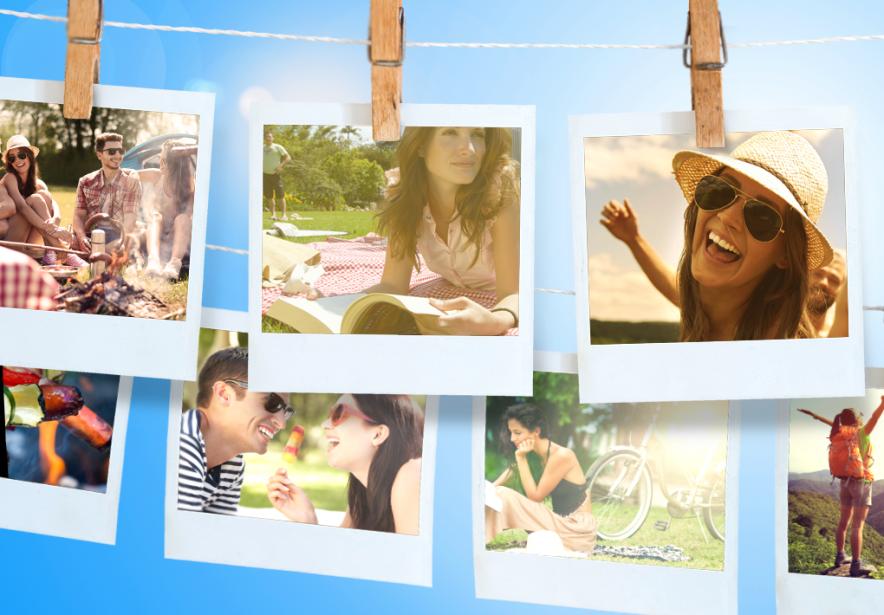 «Cet été, en plus de vous occuper de... (Photomontage La Presse)