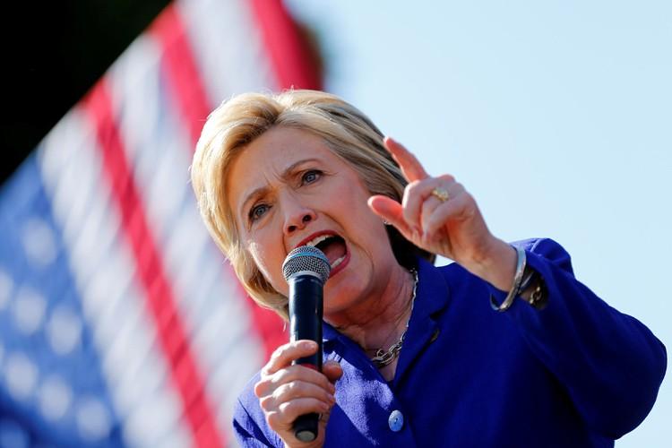 Hillary Rodham Clinton cite parfois son idole Eleanor... (PHOTO REUTERS)