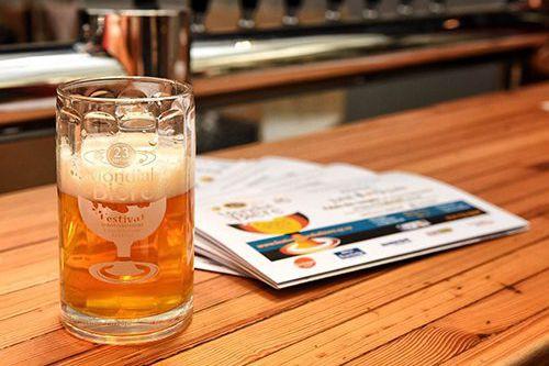 Mondial de la bière de Montréal... (PHOTO OLIVIER BOURGET, FOURNIE PAR LE MONDIAL DE LA BIÈRE)