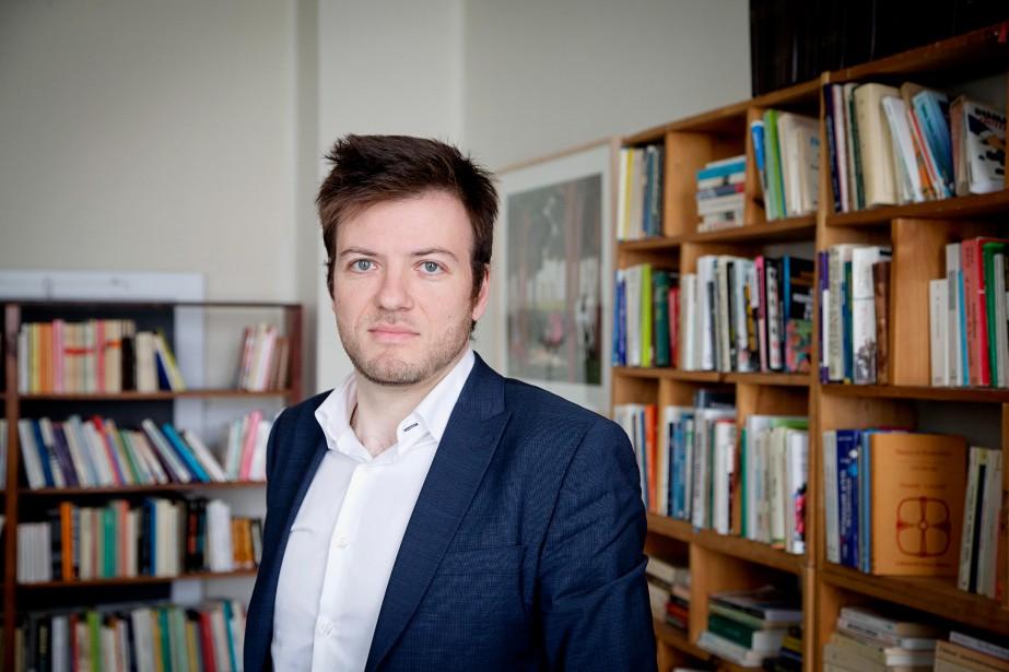 Guillaume Hébert est chercheur à l'Institut de recherche... (Photo Alain Roberge, La Presse)