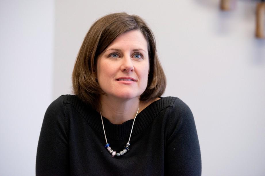 La ministre de la Justice Stéphanie Vallée laisse... (PHOTO ARCHIVES LE DROIT)