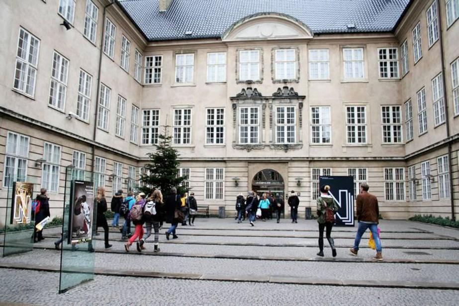 Le Musée national du Danemark a... (Courtoisie, Musée national du Danemark)