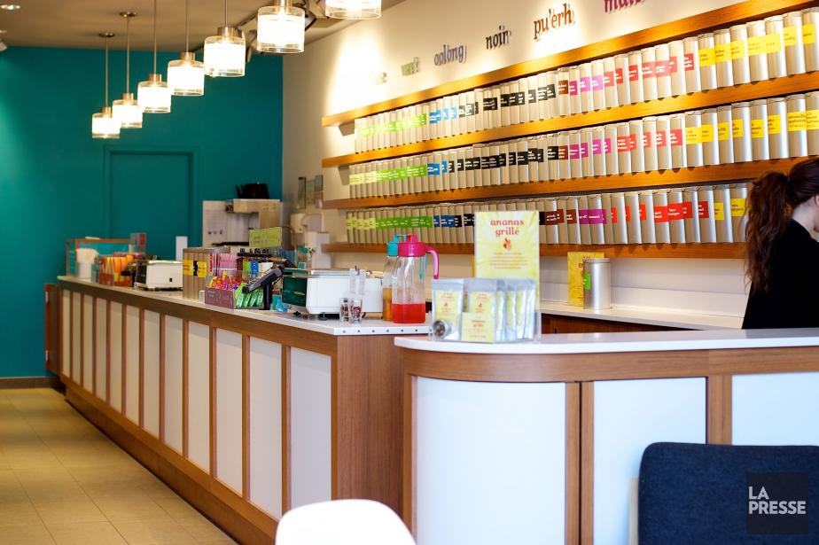Les ventes des magasins ouverts depuis au moins... (PhotoSARAH MONGEAU-BIRKETT, Archives LA PRESSE)