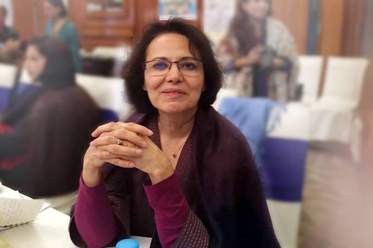 Homa Hoodfar... (PHOTO TIRÉE DE FACEBOOK)