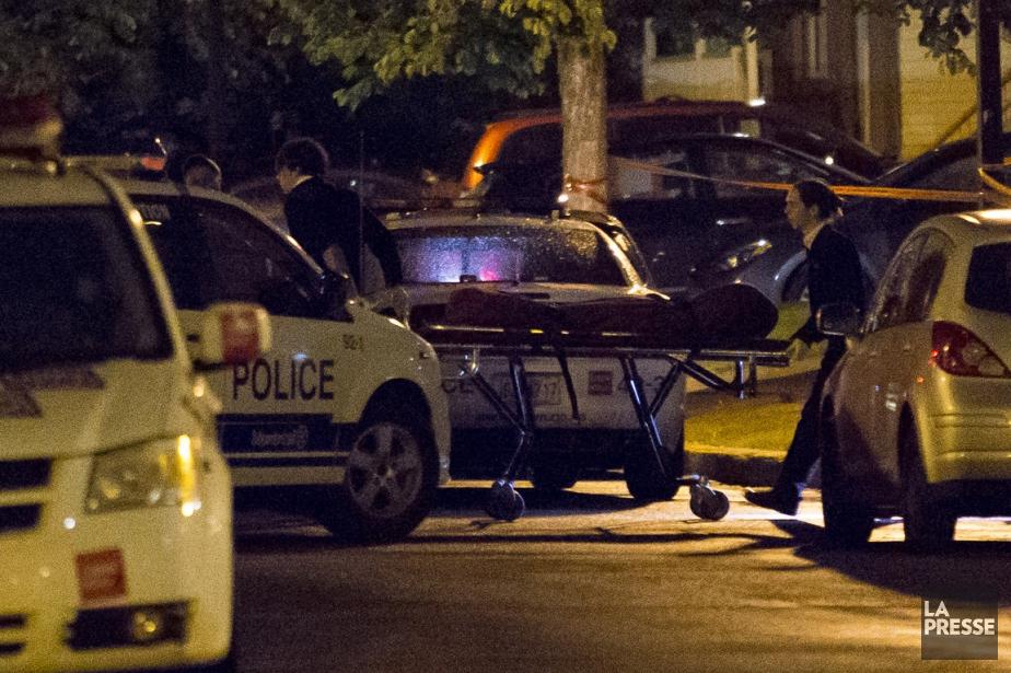 Christiane Vadnais a été retrouvée morte mercredi derrière... (PHOTO SARAH MONGEAU-BIRKETT, LA PRESSE)