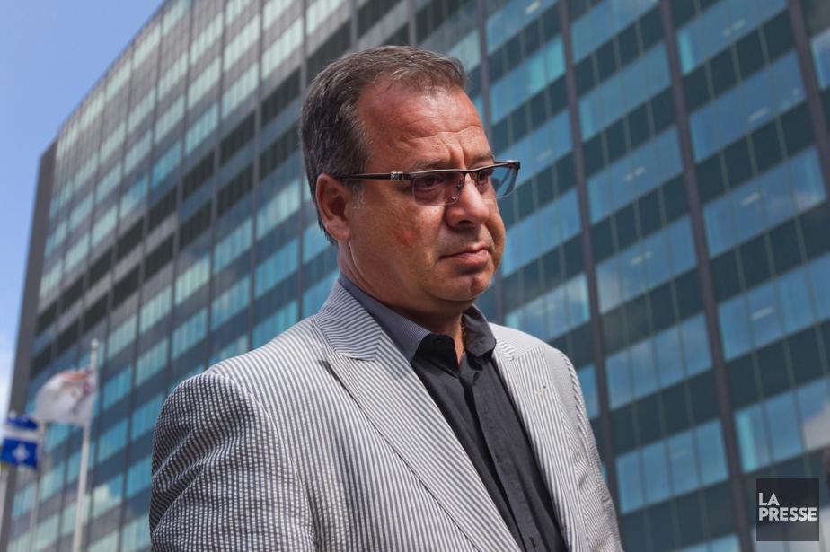 Plutôt que des contrats, l'entrepreneur Paolo Catania se... (Photo Ivanoh Demers, archives La Presse)