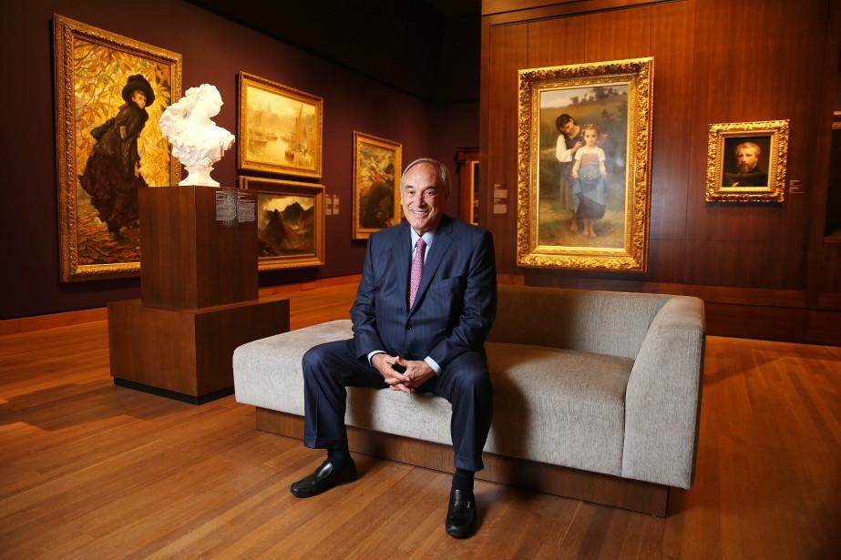 Jacques Parisien est le nouveau président du conseil... (PHOTO Martin Chamberland, LA PRESSE)