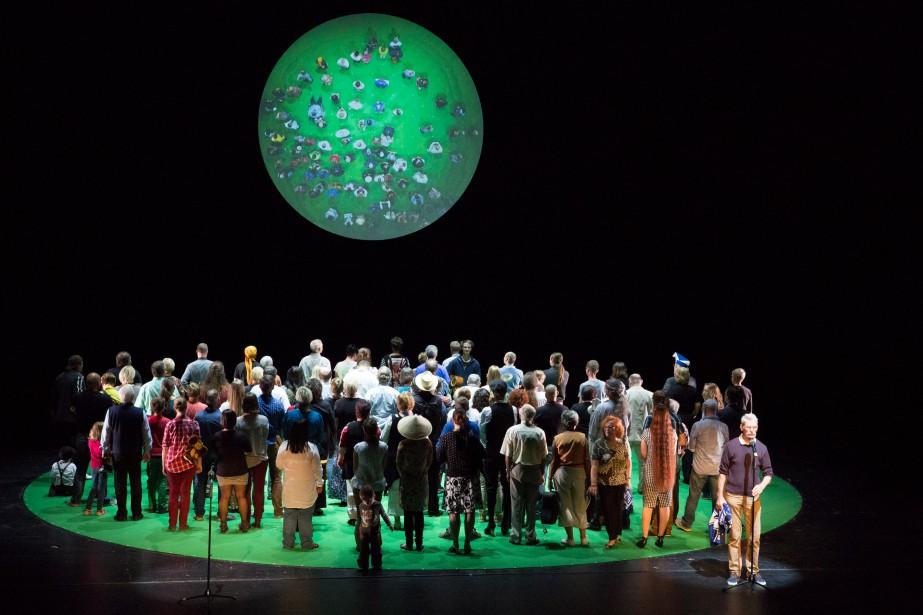 Le spectacle 100% Montréal sera présenté en ouverture... (Photo fournie par Pigi Psimenou)
