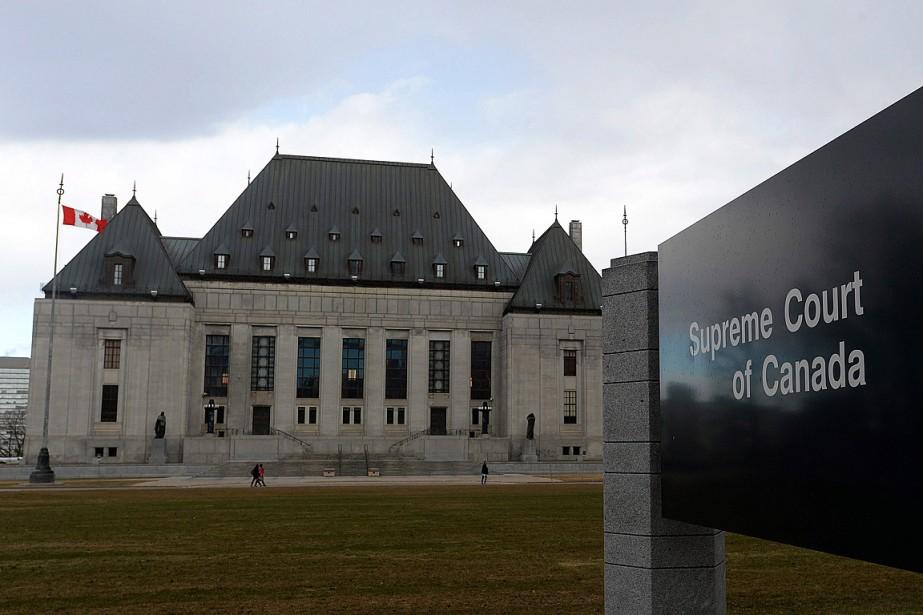 La Cour suprême du Canada a annoncé,... (Photo Sean Kilpatrick, archives PC)