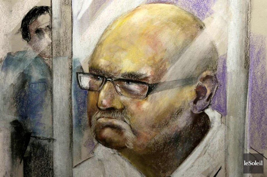 Richard Henry Bain est accusé relativement à la... (Photothèque Le Soleil)
