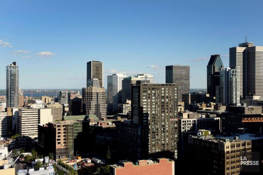 La Ville de Montréal lancera une consultation la... (Photo Bernard Brault, Archives La Presse)