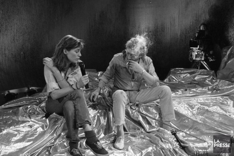 Jane Birkin a été charmée par la proposition... (PHOTO DENIS COURVILLE, ARCHIVES LA PRESSE)