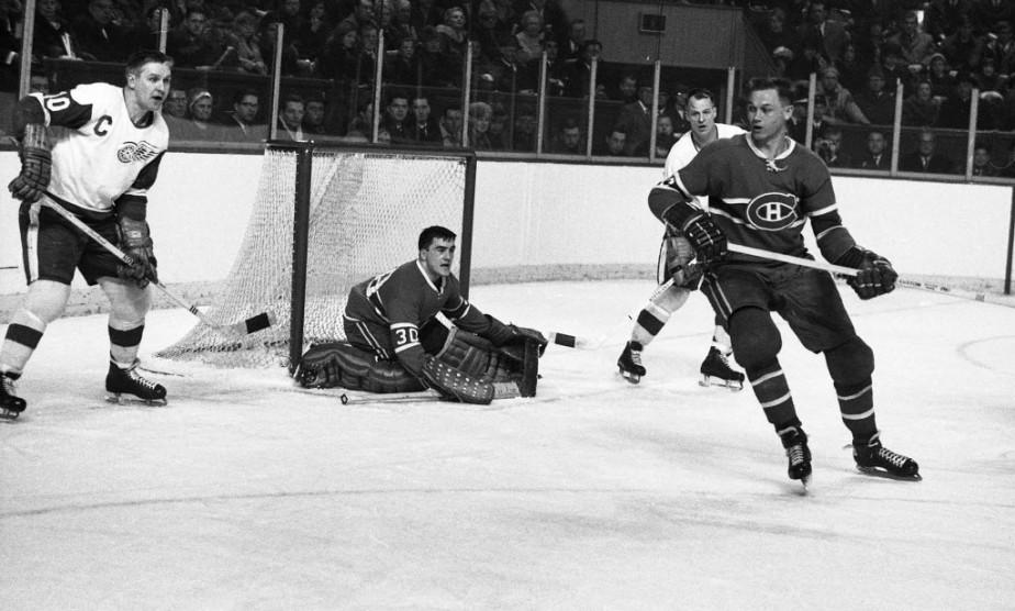 Au Forum de Montréal en 1967 (Photothèque La Presse)