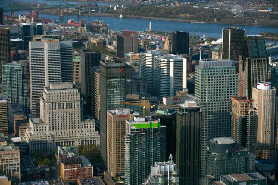 Le plan «Stratégie centre-ville» présenté hier par l'administration... (PHOTO MARTIN TREMBLAY, ARCHIVES LA PRESSE)