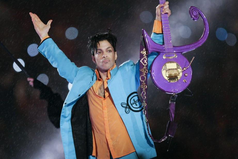 Prince est décédé d'une surdose accidentelle de fentanyl,... (PHOTO CHRIS O'MEARS, ARCHIVES AP)