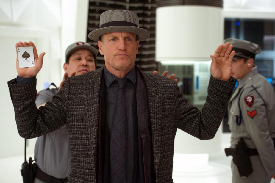 Dans Now You See Me 2, Woody Harrelson incarne... (PHOTO JAY MAIDMENT, FOURNIE PAR SUMMIT ENTERTAINMENT)