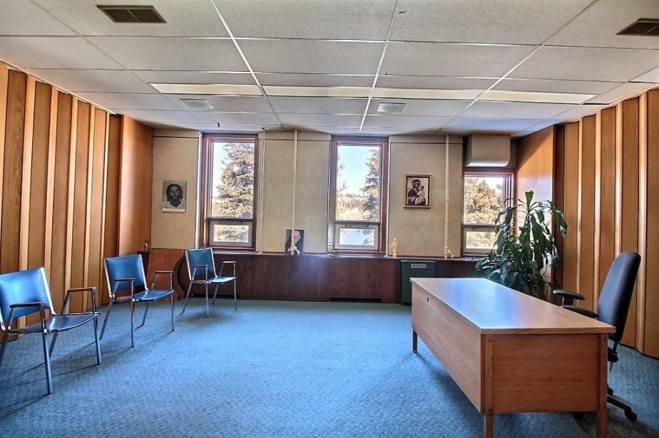 Salle de réunion. (Mélissa Bradette)