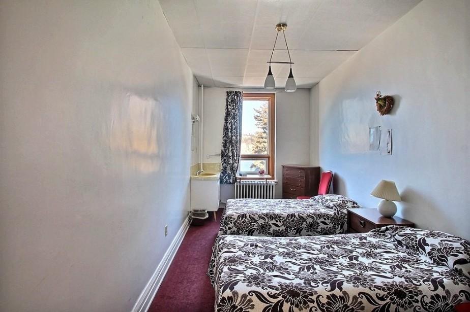 La Villa Saint-Ignace compte 38 chambres. (Courtoisie)