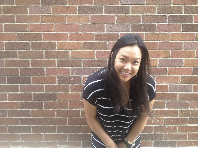 Nora Chhun, derrière la petite entreprise de Québec Dans ta Baraque. D'origine cambodgienne, elle est née ici de parents réfugiés qui «ont tout donné» pour elle et ses deux frères. (Le Soleil, Alexandra Perron)