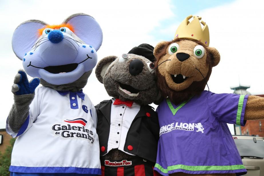 La 31e Fête des mascottes se déroulera du... (photo Julie Catudal)