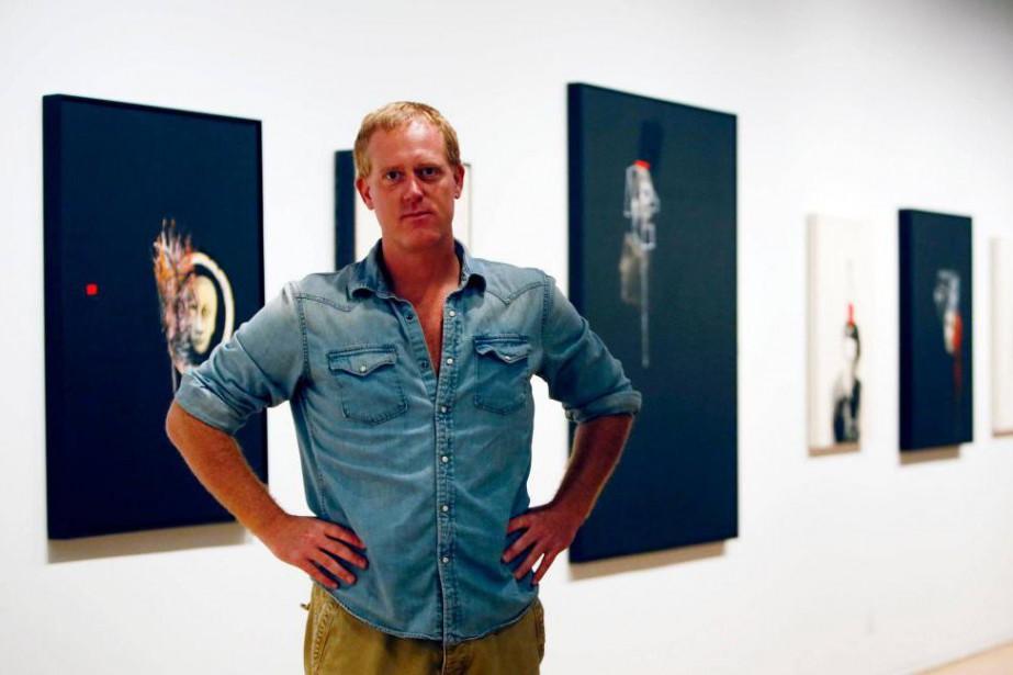 L'artiste Marc Séguin créera une oeuvre visuelle qui... (Photo Simon Séguin-Bertrand, archives Le Droit)
