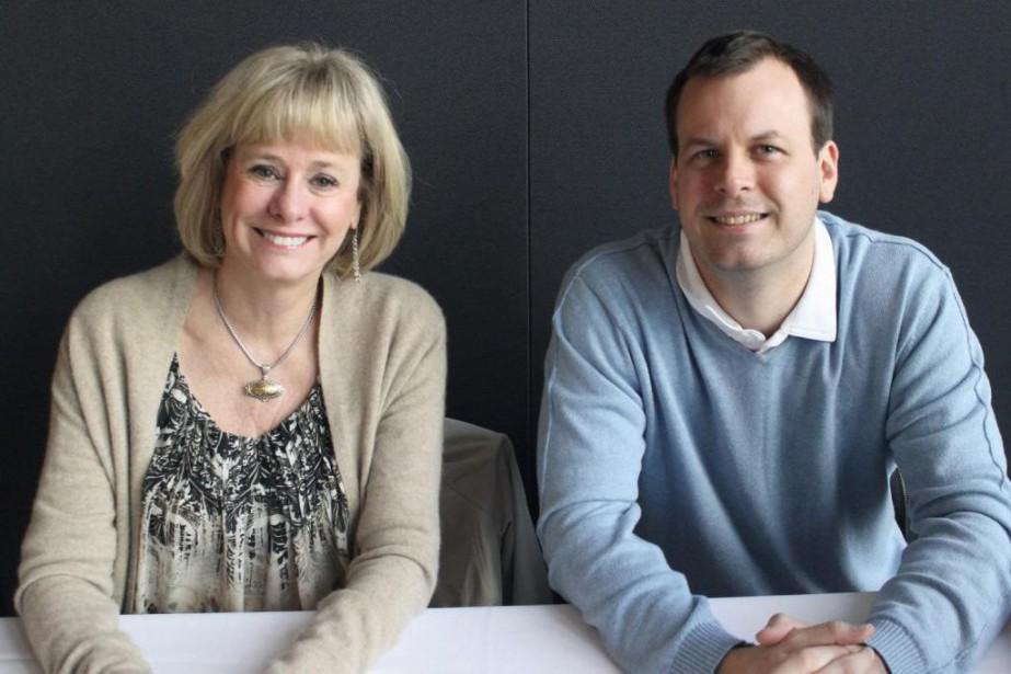 Brendan Reichs et sa mèreKathy Reichs ont écrit... (Photo fournie par XO Éditions)