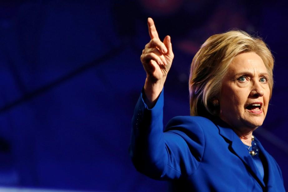 Hillary Clinton... (PHOTO Gary Cameron, ARCHIVES REUTERS)