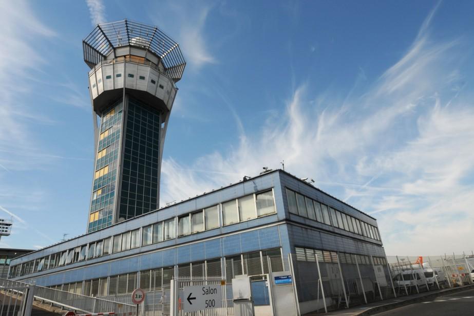 À l'aéroport Paris-Orly,le trafic est en progression de... (PHOTO AFP)