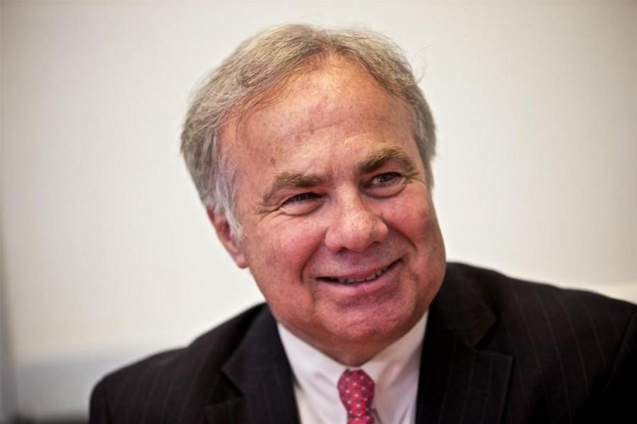 Le nouveau PDG de Valeant, Joe Papa, est... (Photo André Pichette, La Presse)