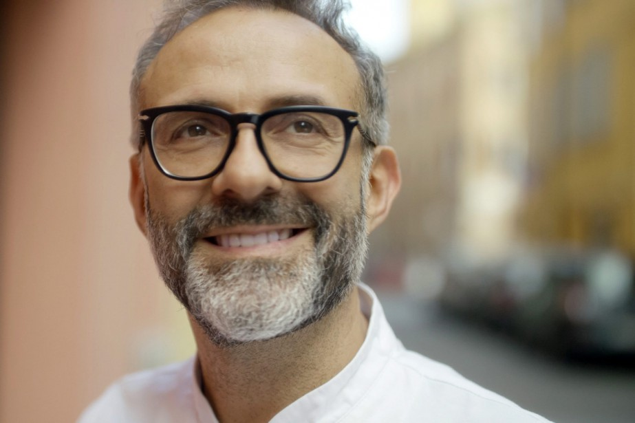 Le chef Massimo Bottura est à la tête... (PHOTO ARCHIVES AP)