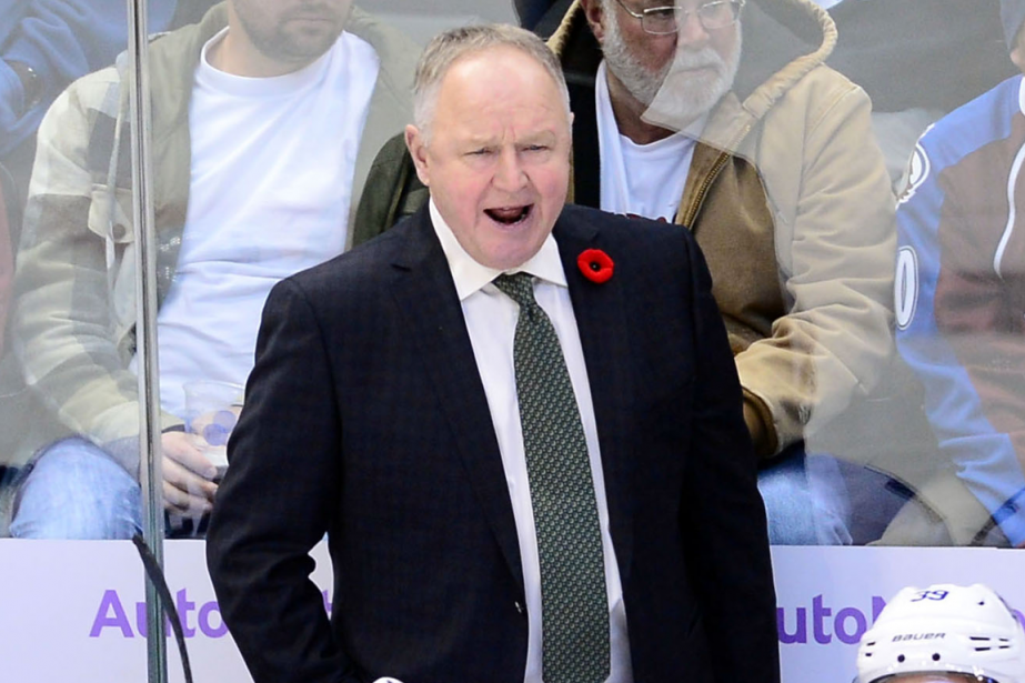 Randy Carlyle... (Photo Ron Chenoy, archives USA Today)