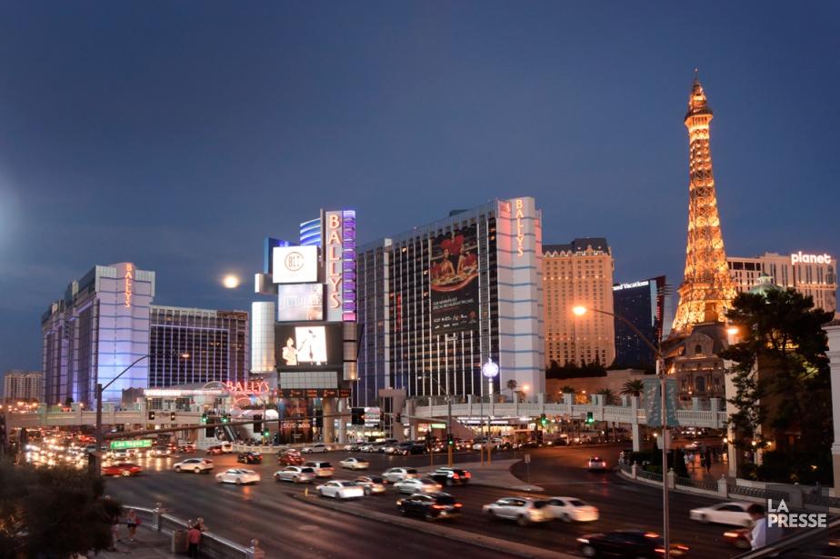 L'équipe de Las Vegas deviendrait la 31e équipe... (Archives La Presse, Bernard Brault)