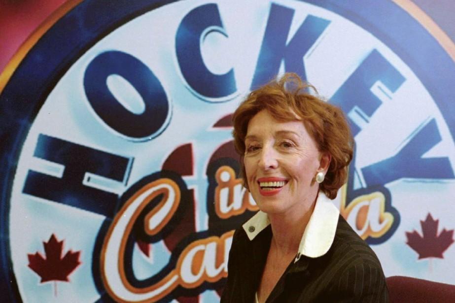 Dolores Claman... (PHOTO ARCHIVES LA PRESSE CANADIENNE)
