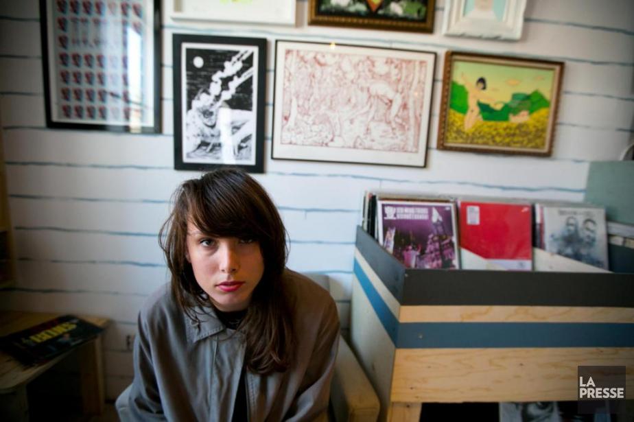 Rosie Valland... (PHOTO FRANÇOIS ROY, ARCHIVES LA PRESSE)