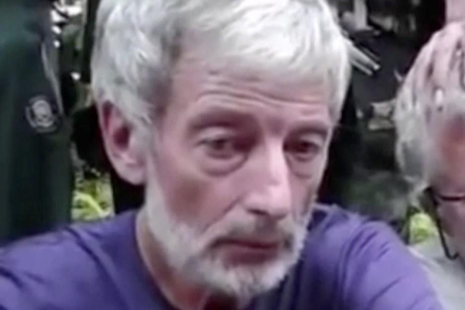 Robert Halla été tué au début de la... (CAPTURE D'ÉCRAN AP)