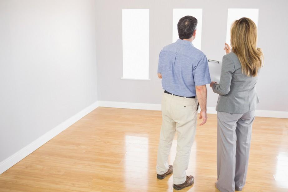 C'est le but de chaque courtier: vendre des propriétés. Et... (PHOTO THINKSTOCK)
