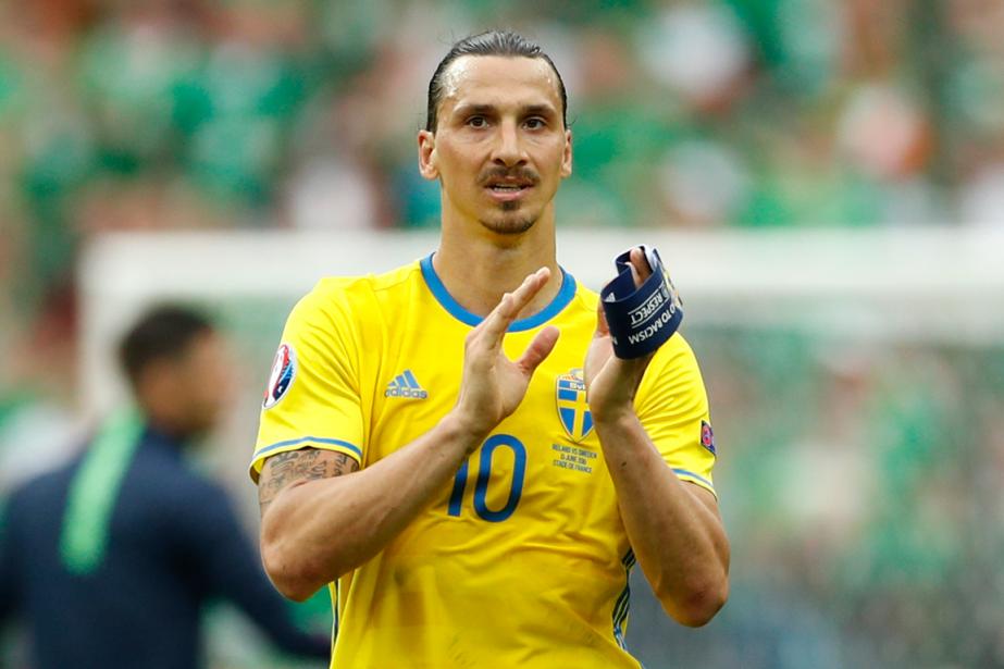 Zlatan Ibrahimovic... (Photo John Sibley, Reuters)