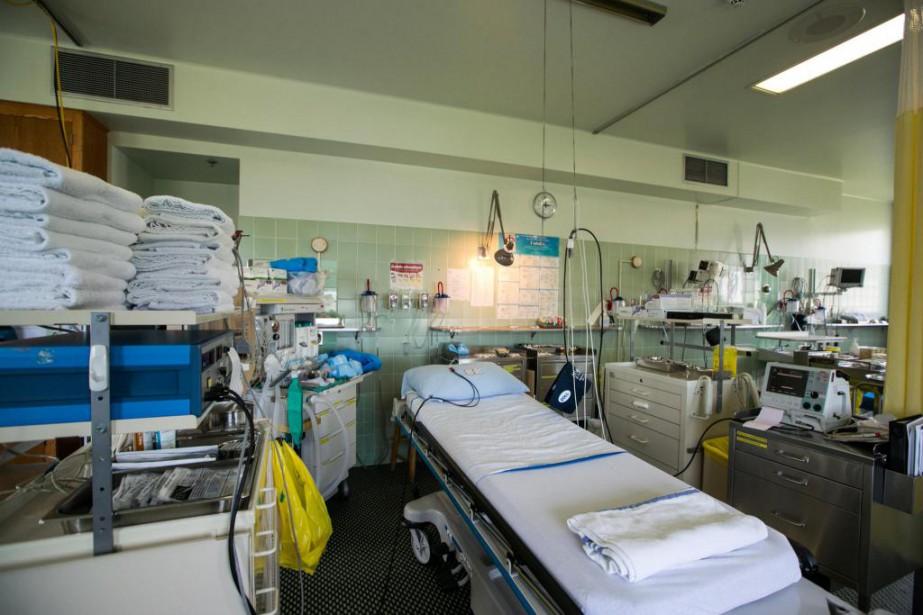 L'électroconvulsivothérapieest utilisée comme traitement de dernier recours pour... (PHOTOHUGO-SÉBASTIEN AUBERT, LA PRESSE)