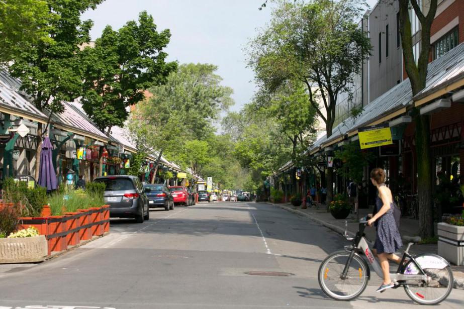 La Ville de Montréal compte moderniser la marquise... (PHOTO FRANÇOIS ROY, ARCHIVES LAPRESSE)