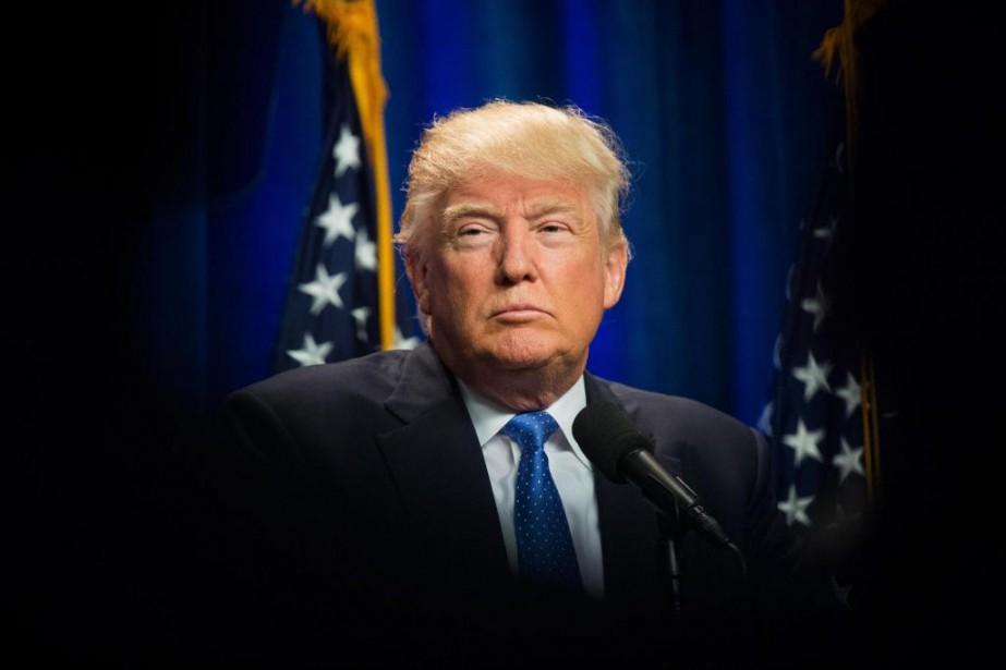 Donald Trump, candidat présumé du Parti républicain à... (Photo Damon Winter, The New York Times)