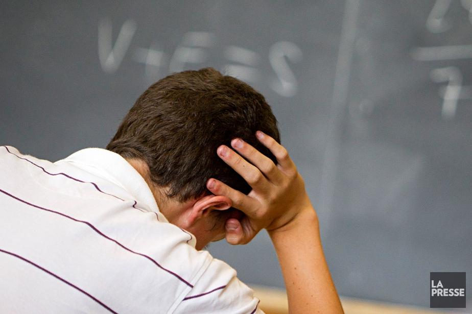 Le ministère de l'Éducation a décidé... (PHOTO IVANOH DEMERS, ARCHIVES LA PRESSE)