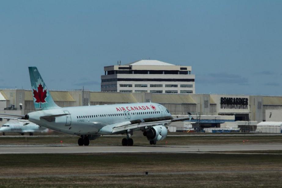 «Air Canada ne s'est pas contentée de contester... (PHOTO HUGO-SéBASTIEN AUBERT, archives LA PRESSE)