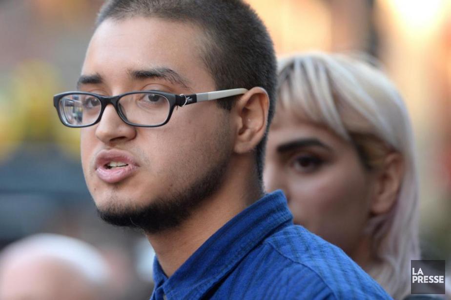Le présumé agresseur, Esteban Torres, avait pris la... (Photo Bernard Brault, La Presse)