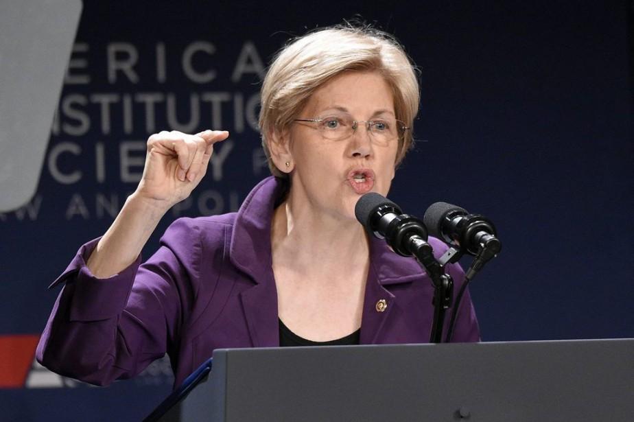 La sénatrice démocrate Elizabeth Warren, le 9 juin.... (Photo Nick Wass, archives AP)