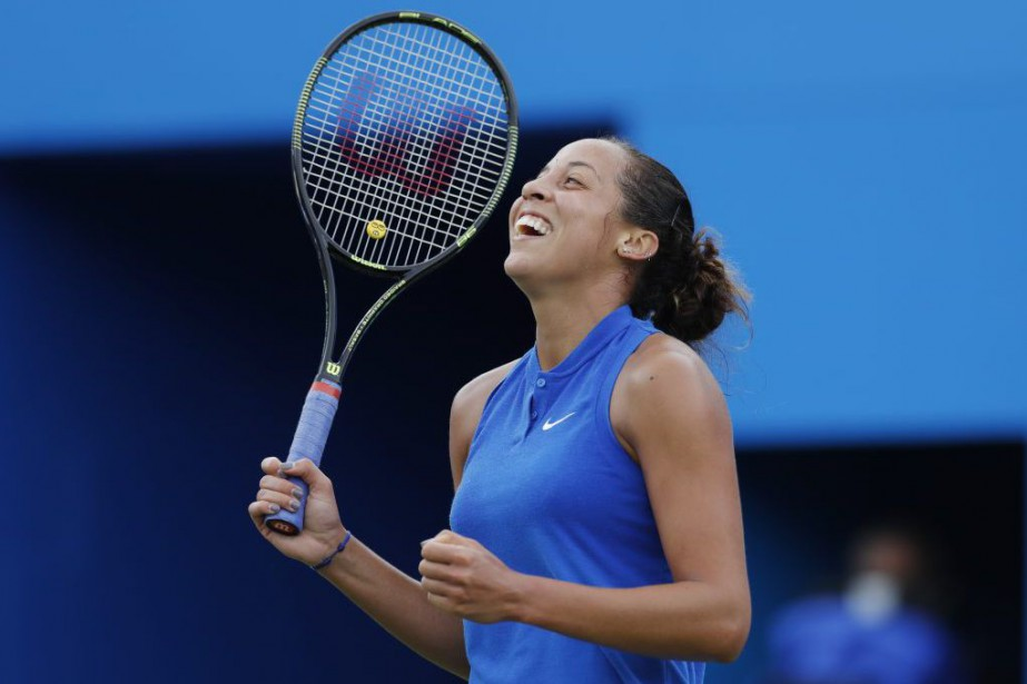 Madison Keys... (PHOTO ANDREW COULDRIDGE, ARCHIVES REUTERS)