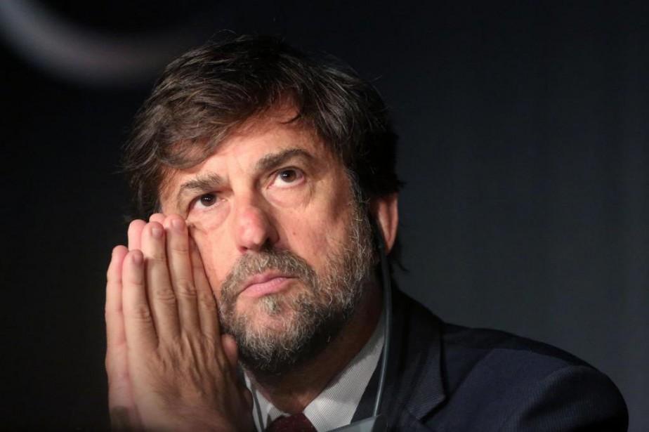Le réalisateur italienNanni Moretti évoque la maladie de... (PhotoLOÏC VENANCE, Archives Agence France-Presse)