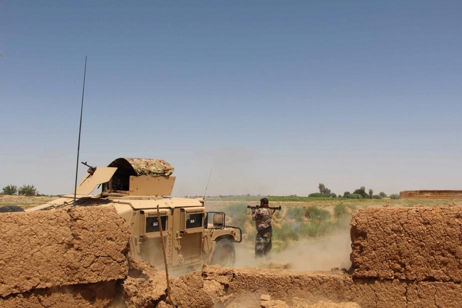 Selon Omar Zwack, le porte-parole du gouverneur de... (Photo Abdul Mailk, archives Reuters)