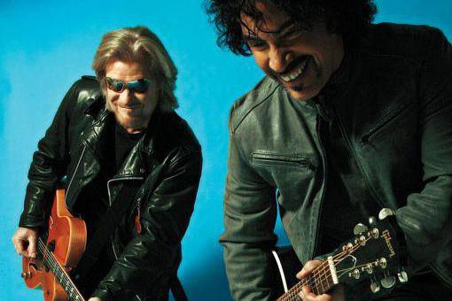 Daryl Hall et John Oates, du duo Hall&Oates,... (Photo Mick Rock, fournie par evenko)