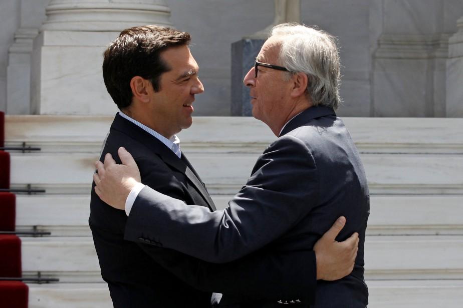 «La Grèce a franchi un cap critique», a... (Photo Michalis Karagiannis, REUTERS)