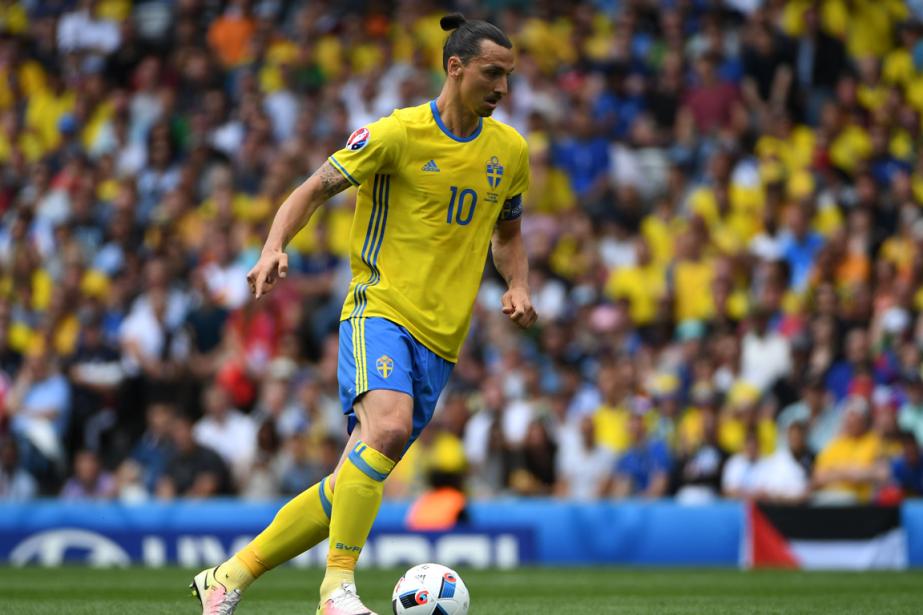 Zlatan Ibrahimovic... (Photo Pascal Guyot, AFP)